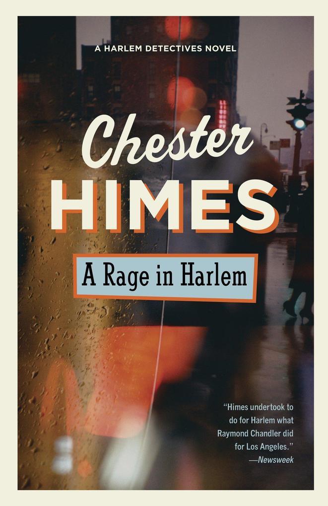 A Rage in Harlem als Taschenbuch