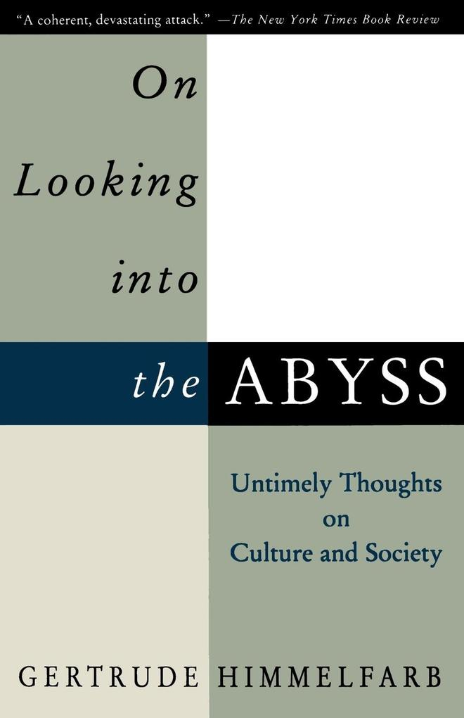 On Looking Into the Abyss als Taschenbuch