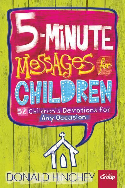 5-Minute Messages for Children als Taschenbuch