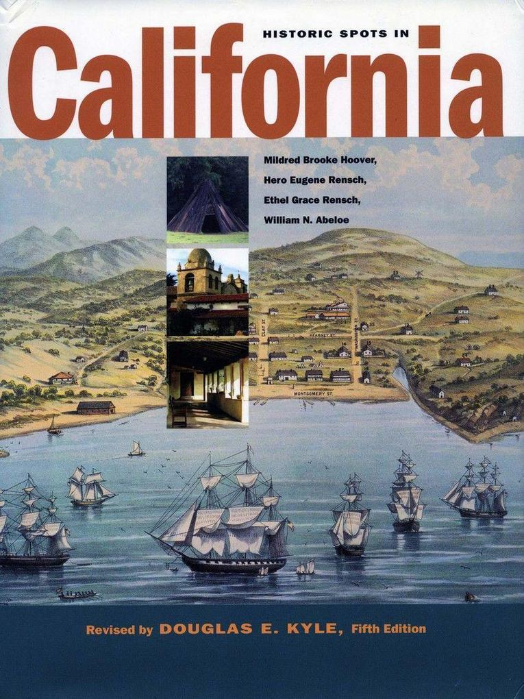 Historic Spots in California: Fifth Edition als Taschenbuch