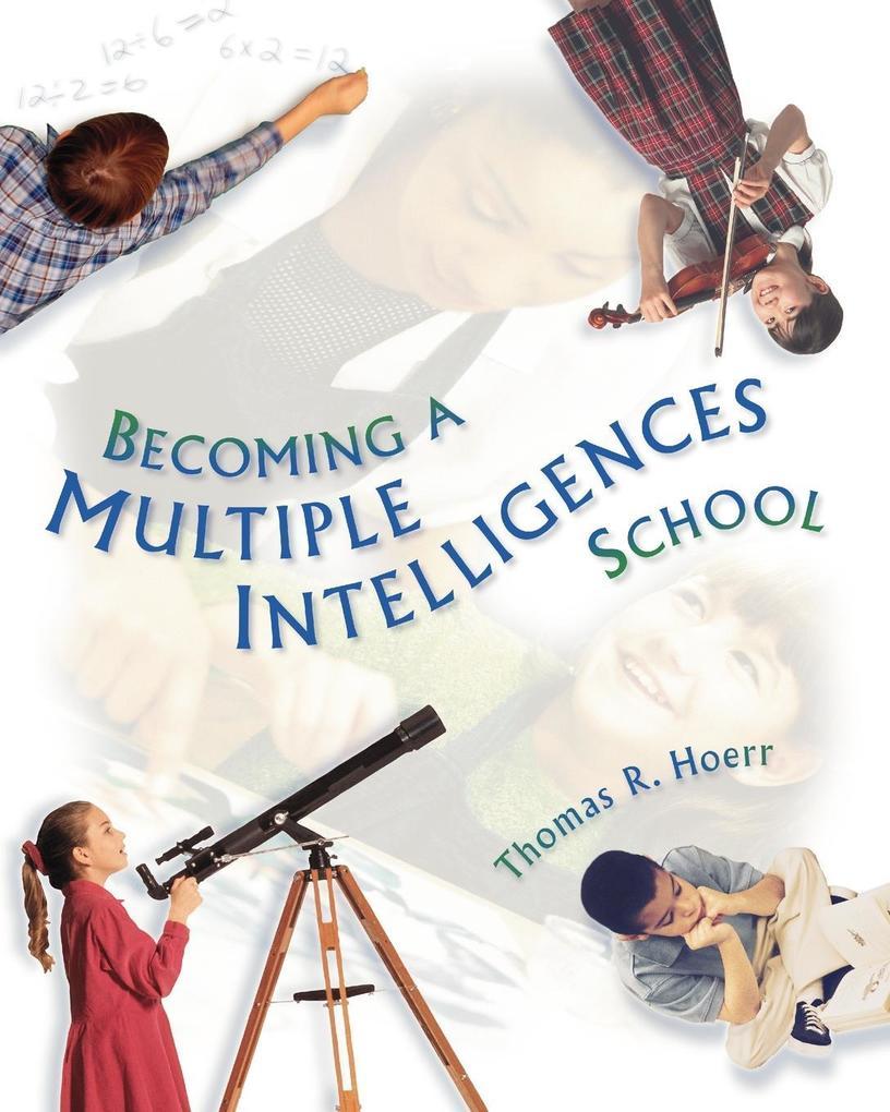 Becoming a Multiple Intelligences School als Taschenbuch