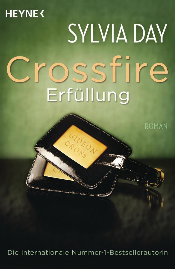 Crossfire 03. Erfüllung als eBook