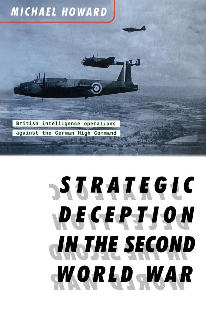 Strategic Deception in the Second World War als Taschenbuch