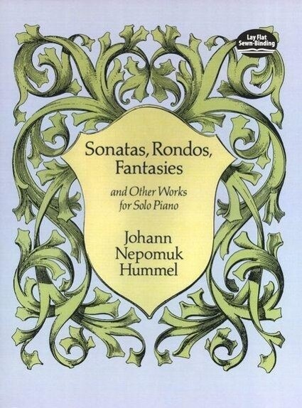 Sonatas, Rondos, Fantasies and Other Works for Solo Piano als Taschenbuch
