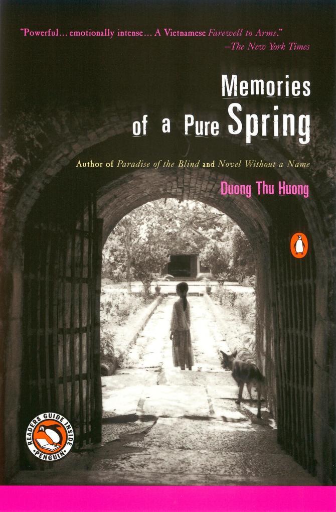 Memories of a Pure Spring als Taschenbuch