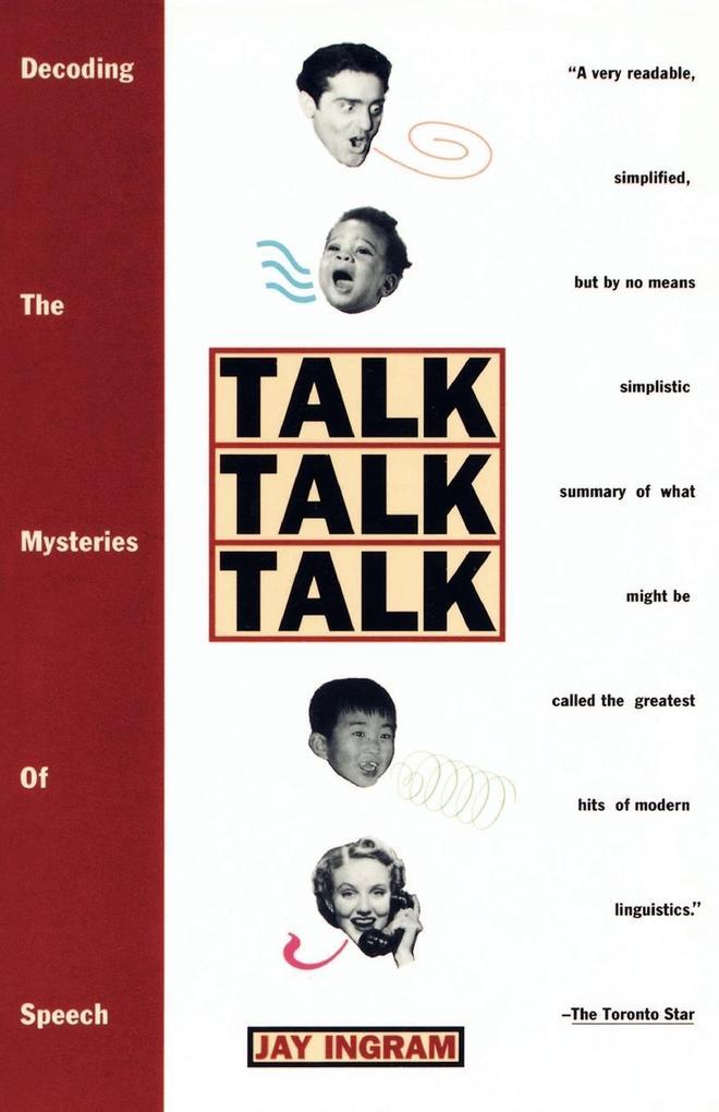 Talk, Talk, Talk als Taschenbuch
