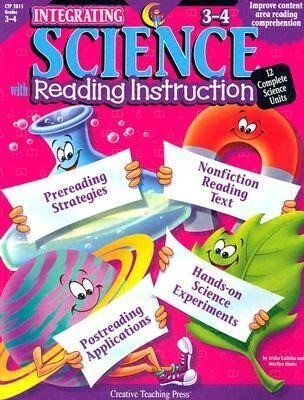 Integrating Science with Reading Instruction: Hands-On Science Units Combined with Reading Strategy Instruction als Taschenbuch