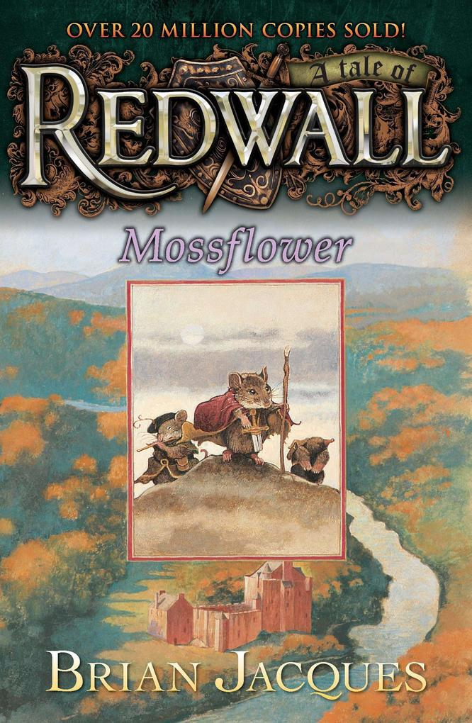 Mossflower: A Tale from Redwall als Taschenbuch