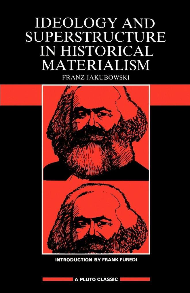 Ideology & Superstructure in Historical Materialism als Taschenbuch