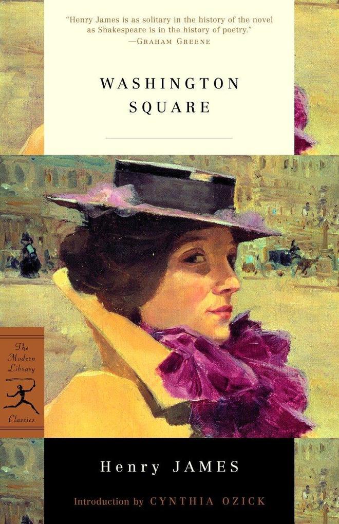 Washington Square als Taschenbuch