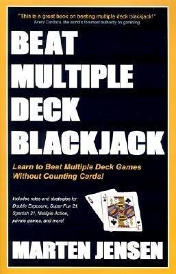 Beat Multiple Deck Blackjack als Taschenbuch