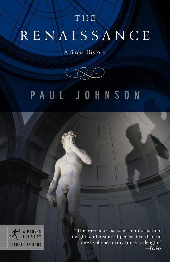 The Renaissance: A Short History als Taschenbuch