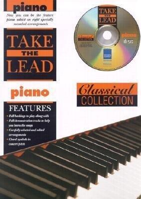 Take the Lead, Piano als Taschenbuch