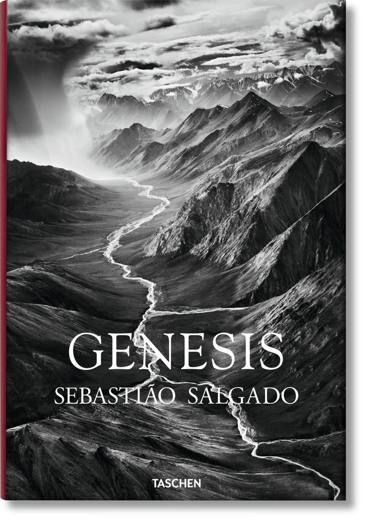 Sebastiao Salgado. Genesis als Buch