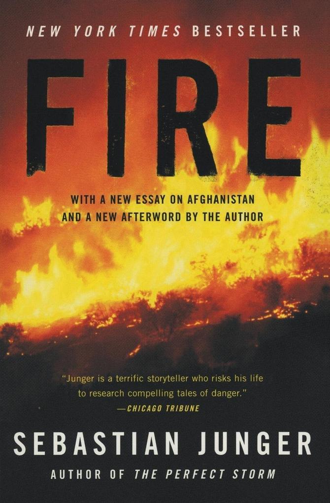 Fire als Buch
