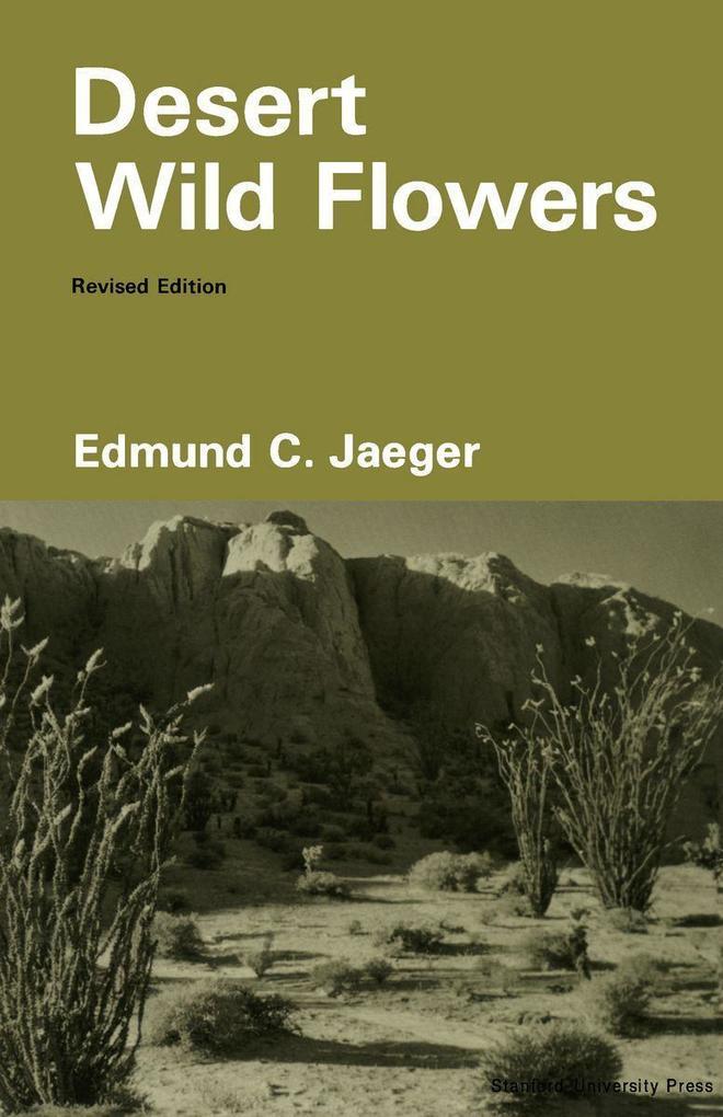 Desert Wild Flowers als Taschenbuch