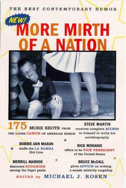 More Mirth of a Nation: The Best Contemporary Humor als Taschenbuch