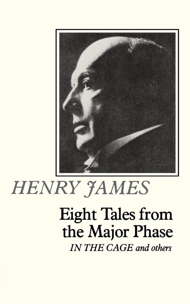 Eight Tales from the Major Phase: In the Cage and Others als Taschenbuch