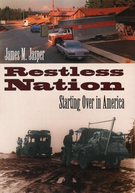 Restless Nation: Starting Over in America als Buch