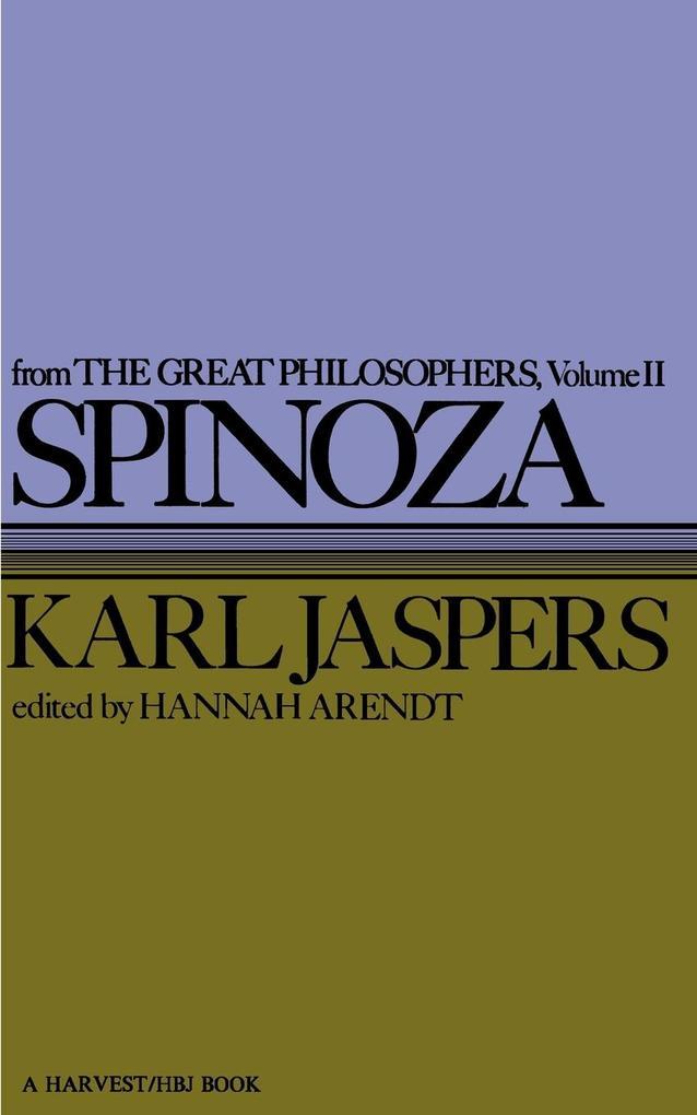 Spinoza als Taschenbuch