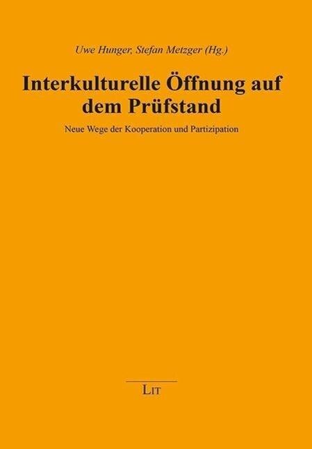 Interkulturelle Öffnung auf dem Prüfstand als Buch von