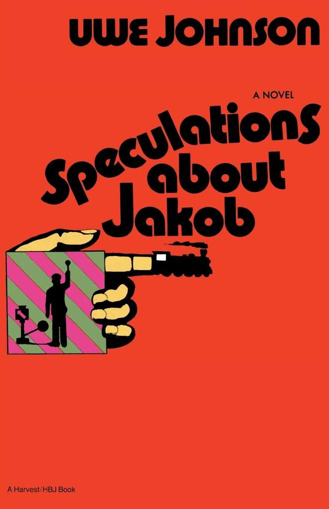 Speculations about Jakob als Taschenbuch