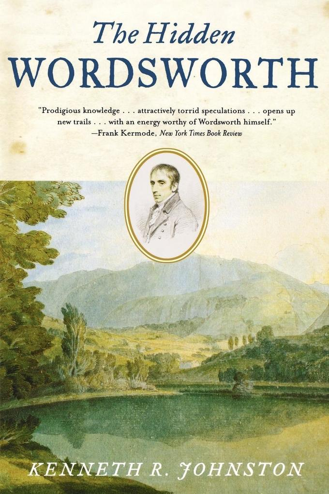The Hidden Wordsworth als Taschenbuch