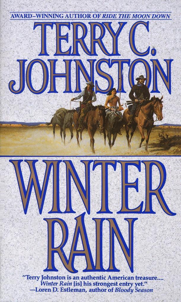 Winter Rain: The Plainsmen als Taschenbuch