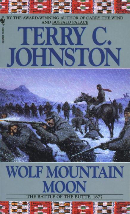 Wolf Mountain Moon: The Plainsmen als Taschenbuch