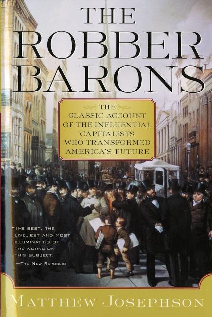 The Robber Barons als Taschenbuch