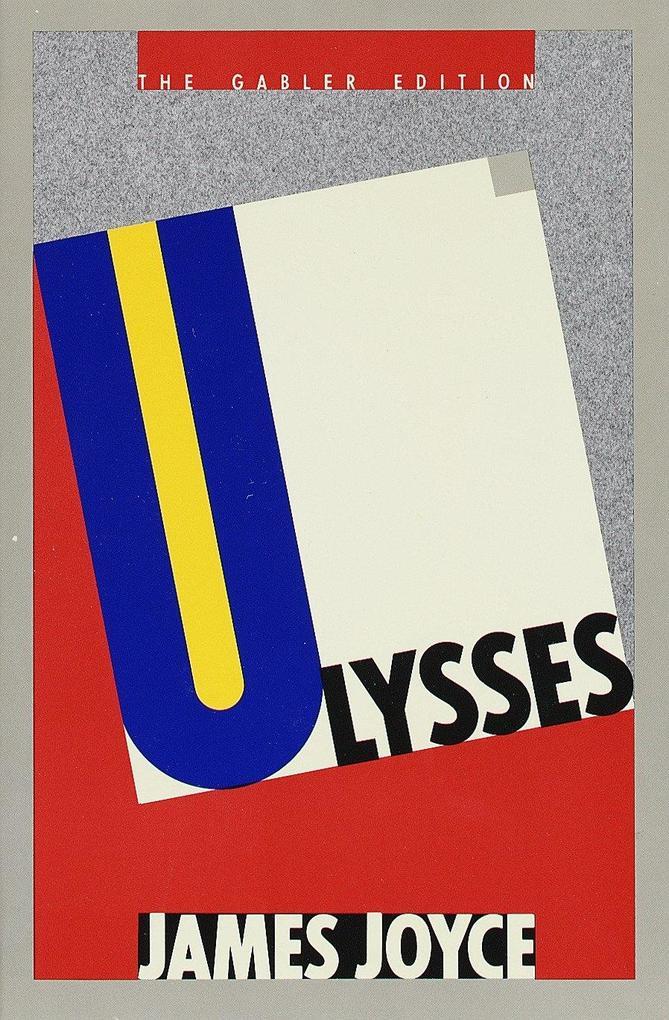 Ulysses (Gabler Edition) als Taschenbuch