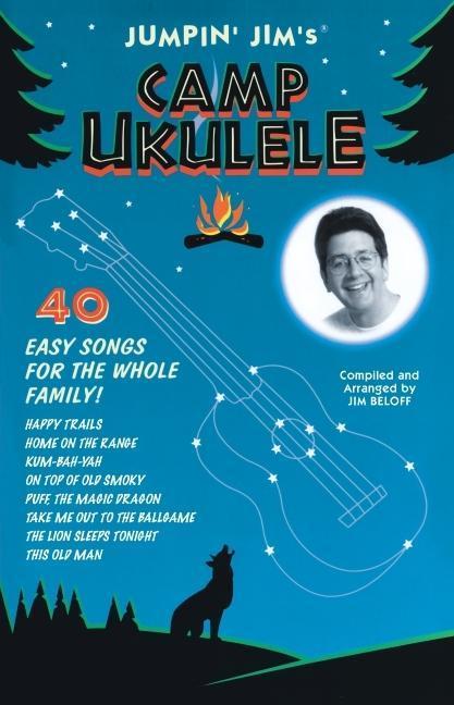 Jumpin' Jim's Camp Ukulele: Ukulele Solo als Taschenbuch