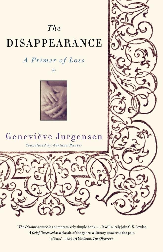 The Disappearance als Taschenbuch