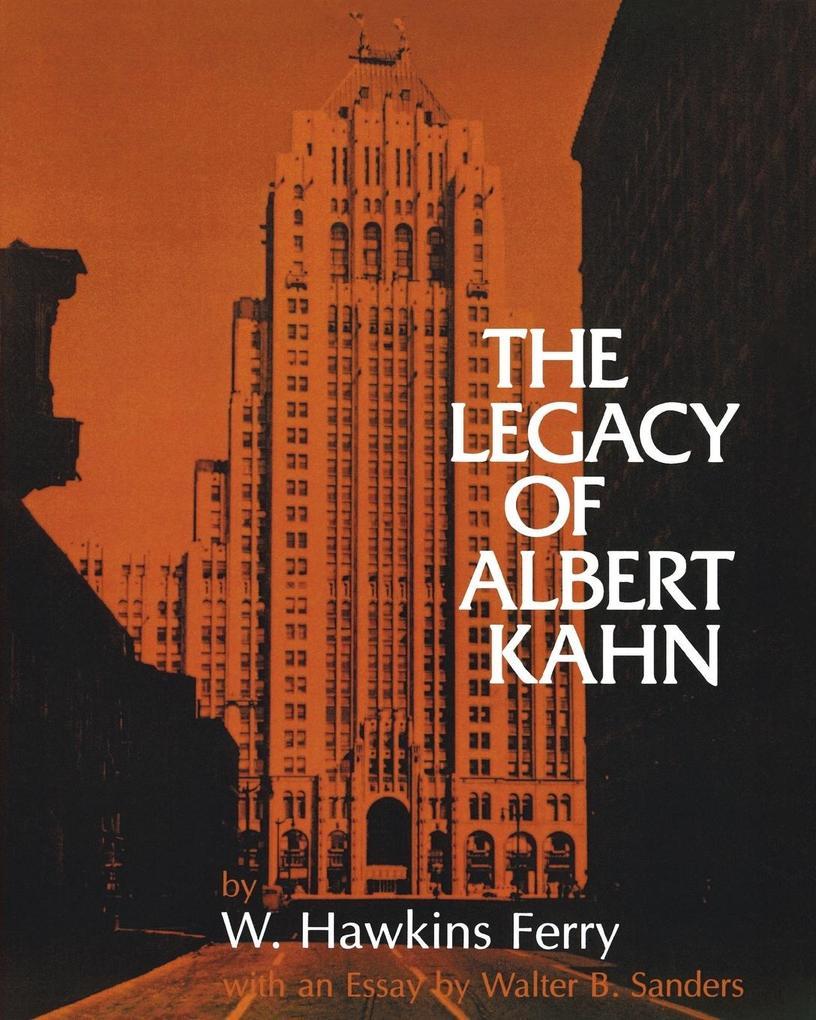 The Legacy of Albert Kahn als Taschenbuch