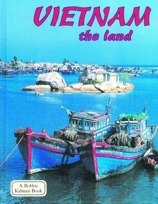 Vietnam the Land als Buch