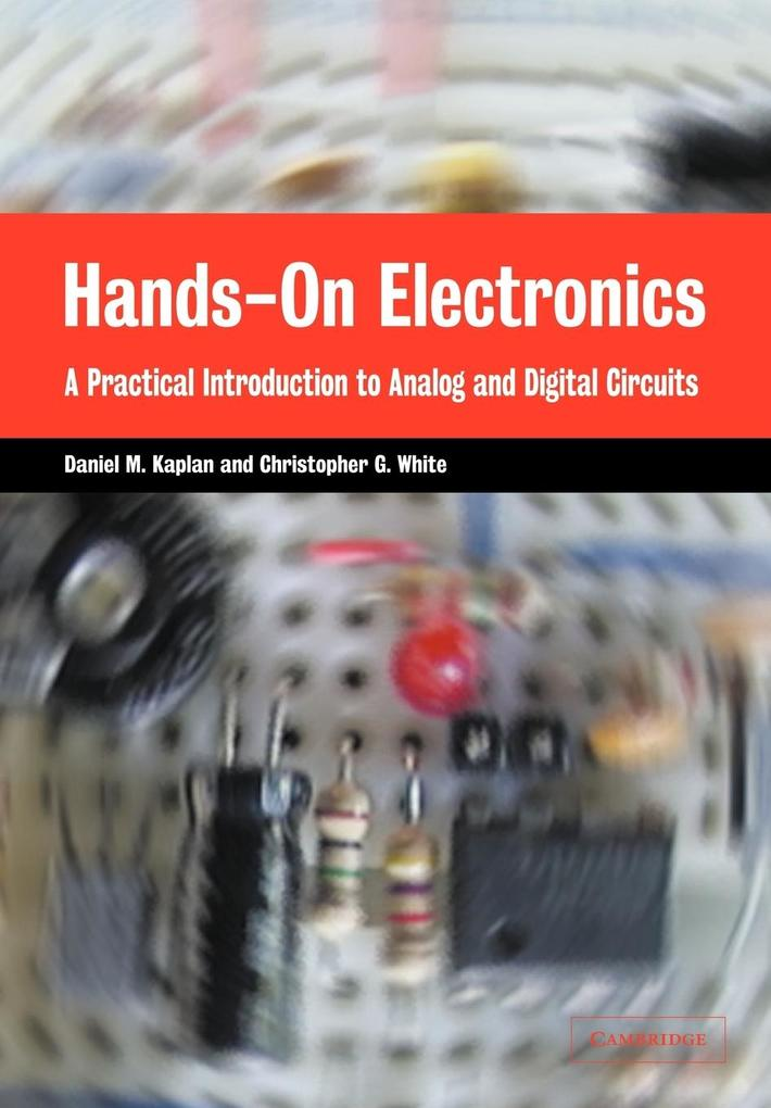 Hands-On Electronics als Buch