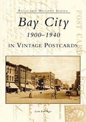 Bay City 1900-1940 in Vintage Postcards als Taschenbuch