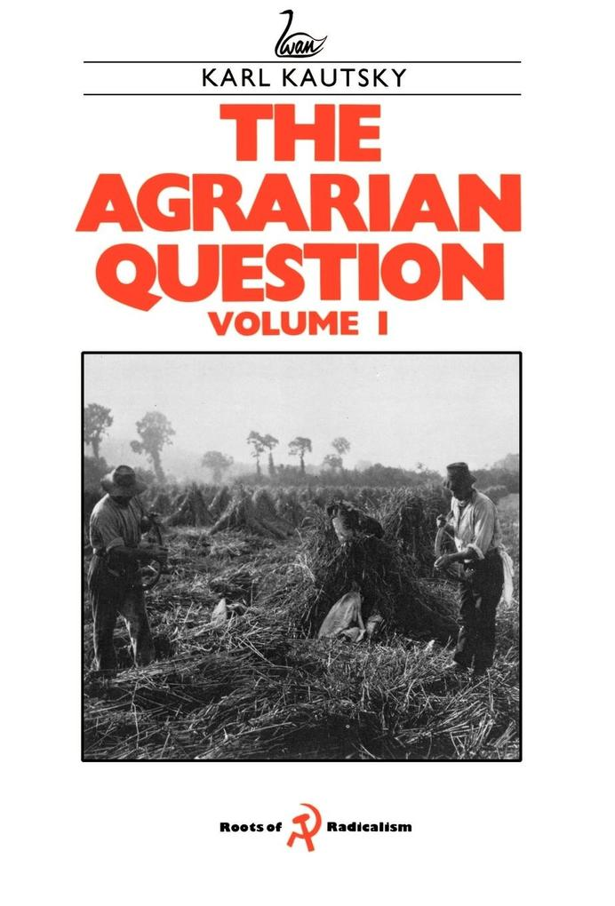 The Agrarian Question Volume 1 als Buch