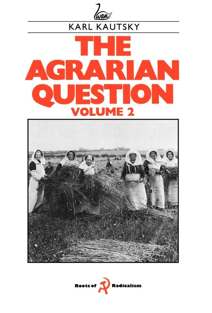 The Agrarian Question, Volume 2 als Buch