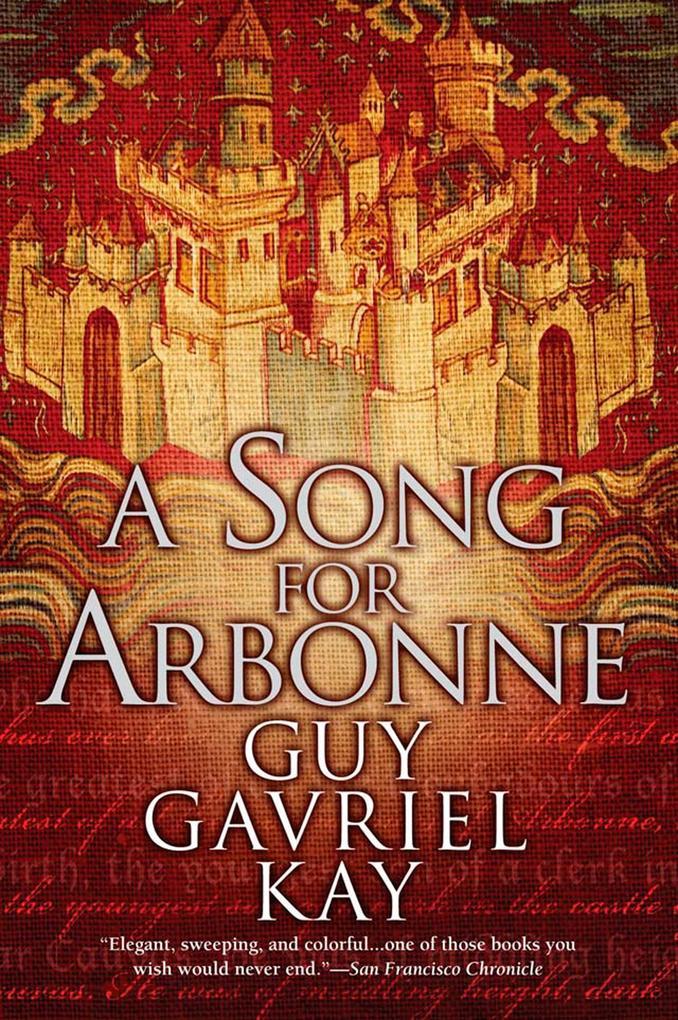 A Song for Arbonne als Taschenbuch