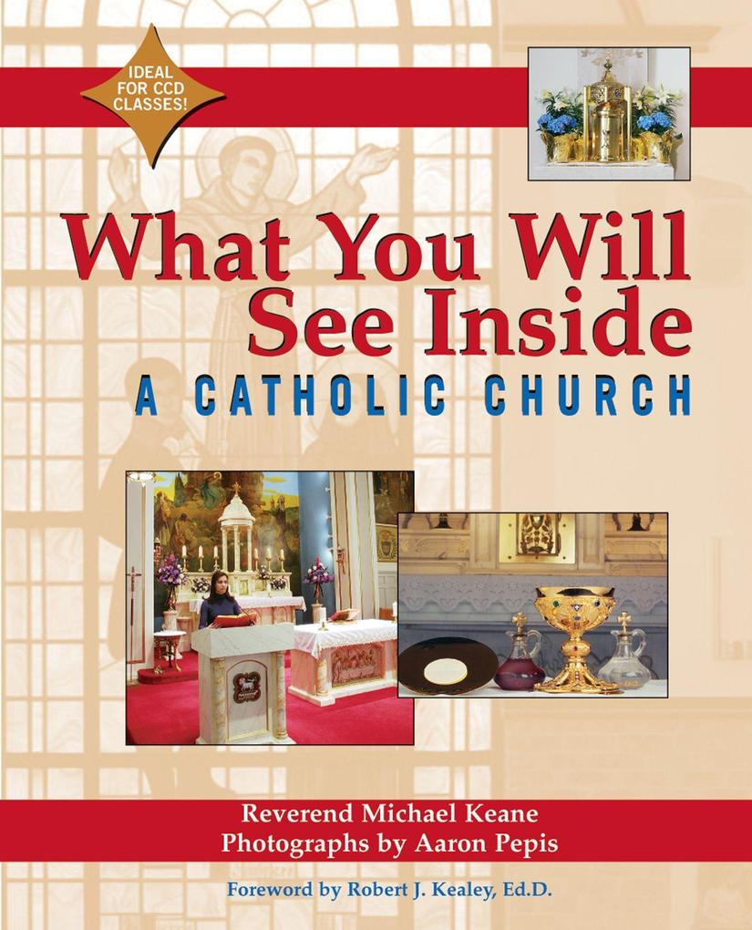 Inside a Catholic Church Hc als Buch