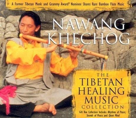 Tibetan Healing Music Collection als Hörbuch