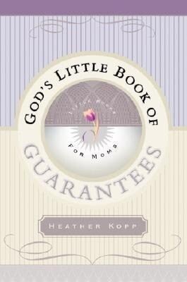 God's Little Book of Guarantees for Moms als Taschenbuch