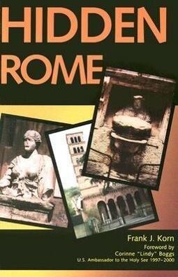 Hidden Rome als Taschenbuch