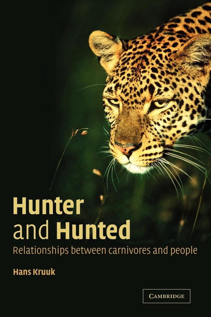 Hunter and Hunted als Buch