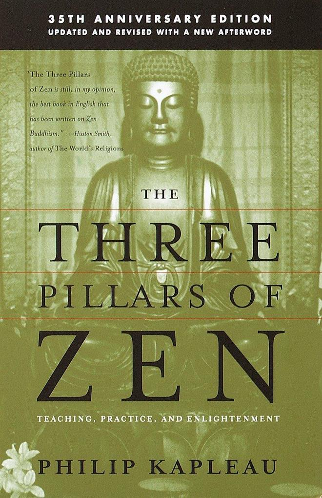 The Three Pillars of Zen als Taschenbuch
