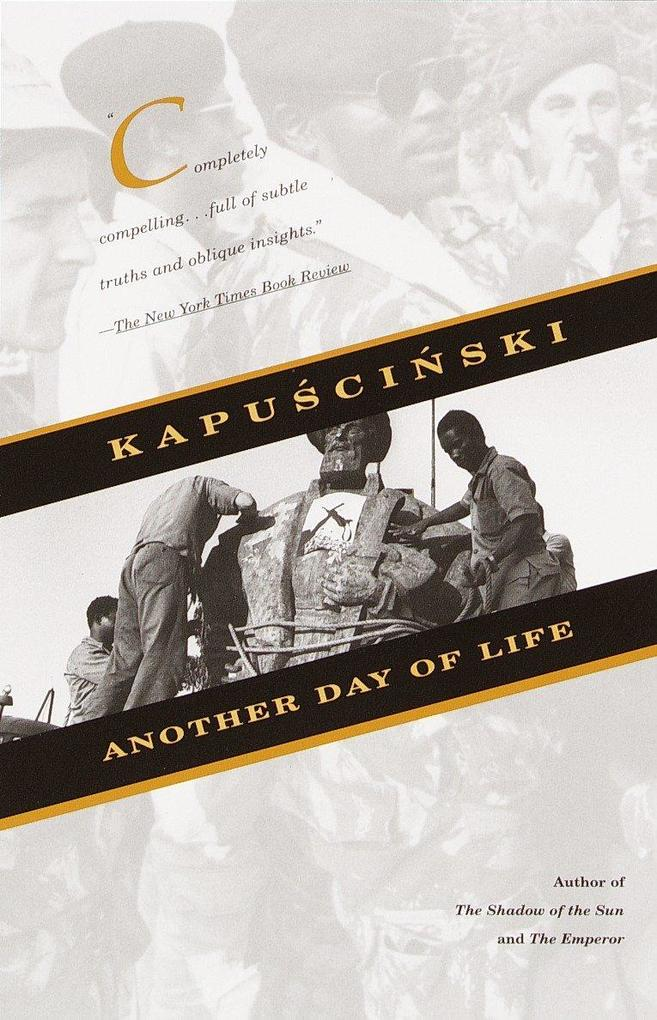 Another Day of Life als Taschenbuch