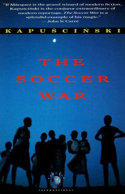 The Soccer War als Taschenbuch