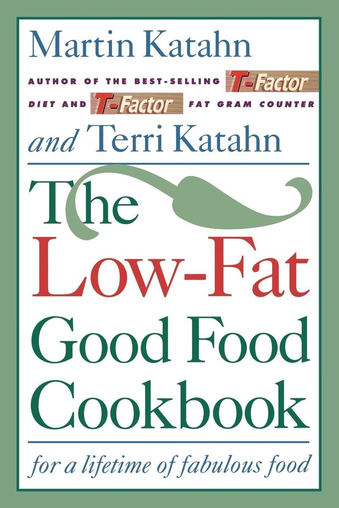 Low-Fat Good Food Cookbook als Taschenbuch