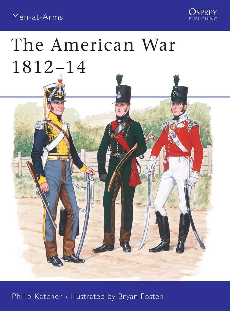 The American War 1812 14 als Taschenbuch